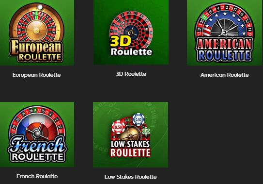 888 Roulette
