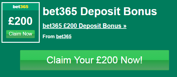 Bet365Mobile Bonus