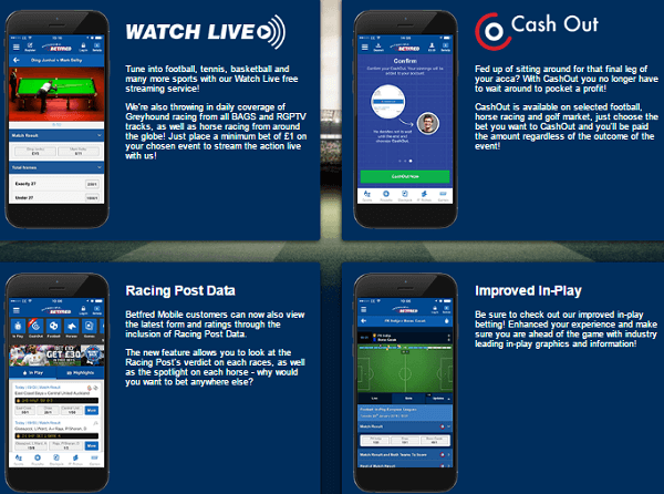 Betfred App Android