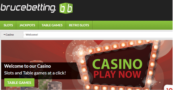 Bruce Betting Casino