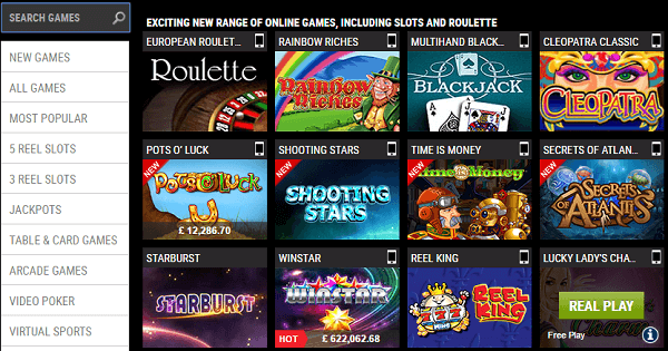 Ladbrokes Gaming