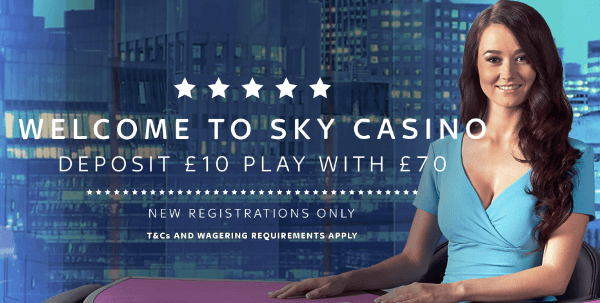 Sky Casino Promo Code