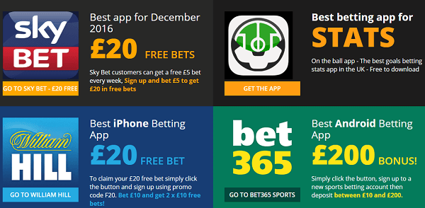 The Best Betting Apps