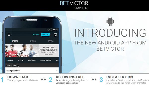VictorChandler App