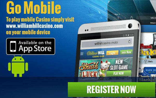 William Hill App Casino
