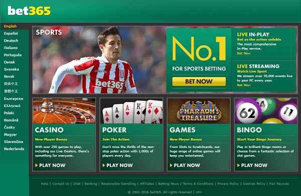 Bet365 casino bonus explained