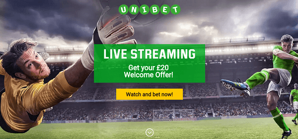 Unibet UK Bookmaker